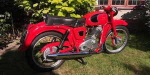 Moto Guzzi Lodola Sport 175 OHC