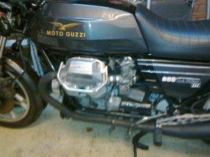 Moto Guzzi 850 LeMans III
