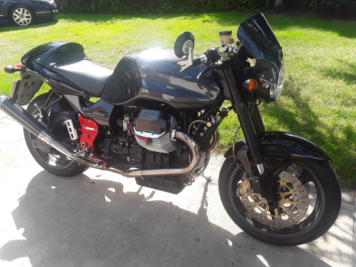 2007 Moto guzzi v11 sport For Sale (picture 1 of 6)