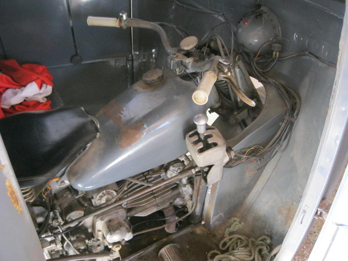 1977 Moto Guzzi Ercole 500 cc For Sale (picture 4 of 6)