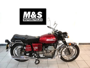Picture of 1972 1973 Moto Guzzi 850GT For Sale