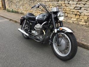 Moto Guzzi Ambassador 750 Police Motorcycle