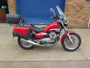 Picture of Lot 273 - 2007 Moto Guzzi Nevada Classic 750ie - 27/08/2020 SOLD by Auction