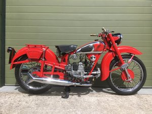 Picture of Lot 277 - 1947/48 Moto Guzzi Airone - 27/08/2020 SOLD by Auction