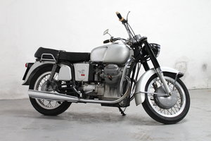 1969 Original Unrestored Moto Guzzi V7