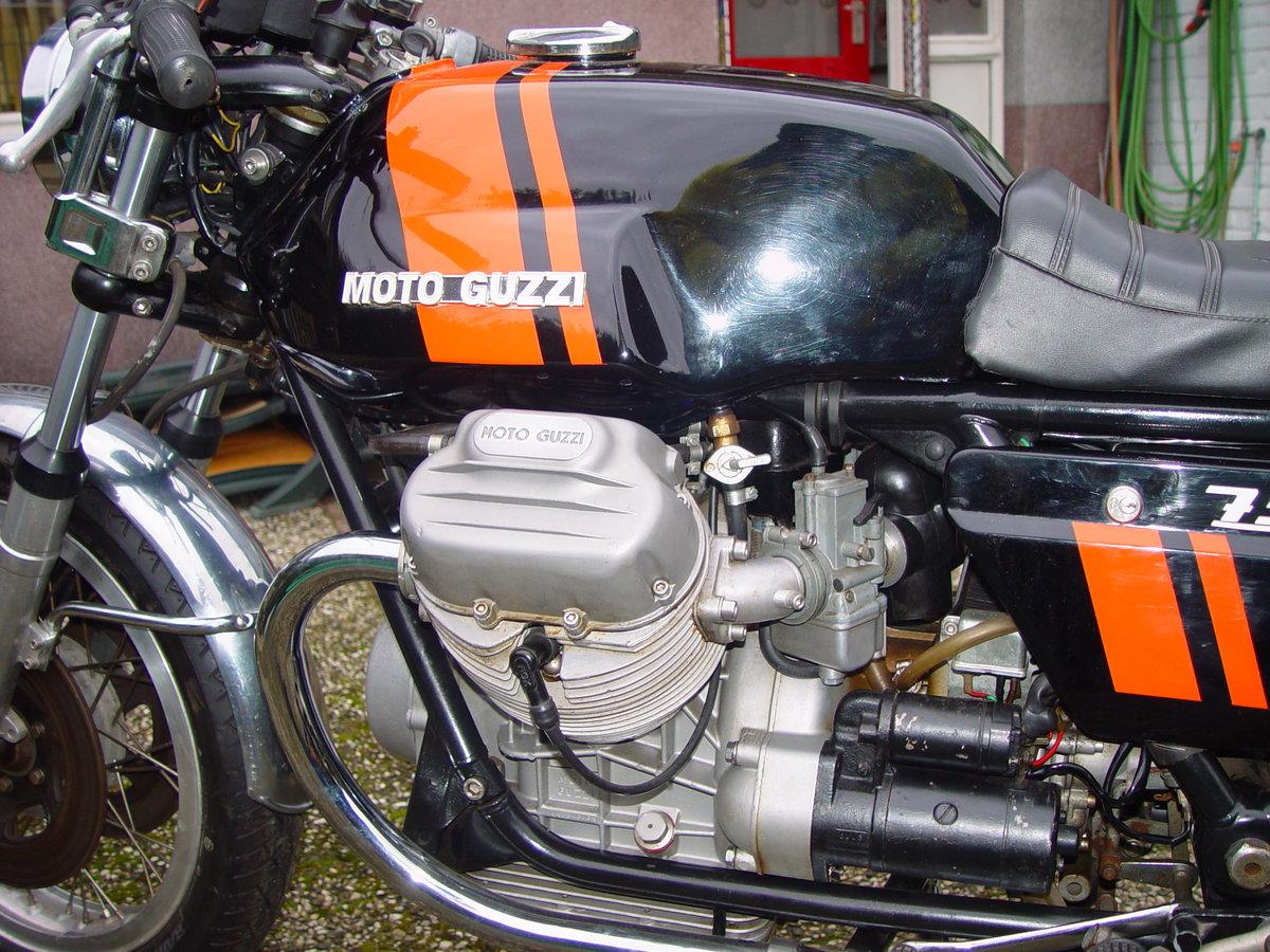 1976 Moto Guzzi 750 S.  52PK For Sale (picture 6 of 6)