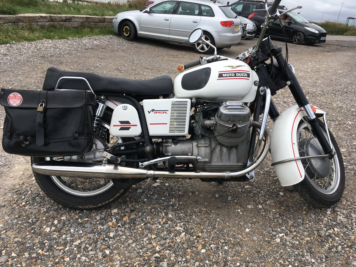 1971 Moto Guzzi V7 Special 750 For Sale (picture 2 of 6)