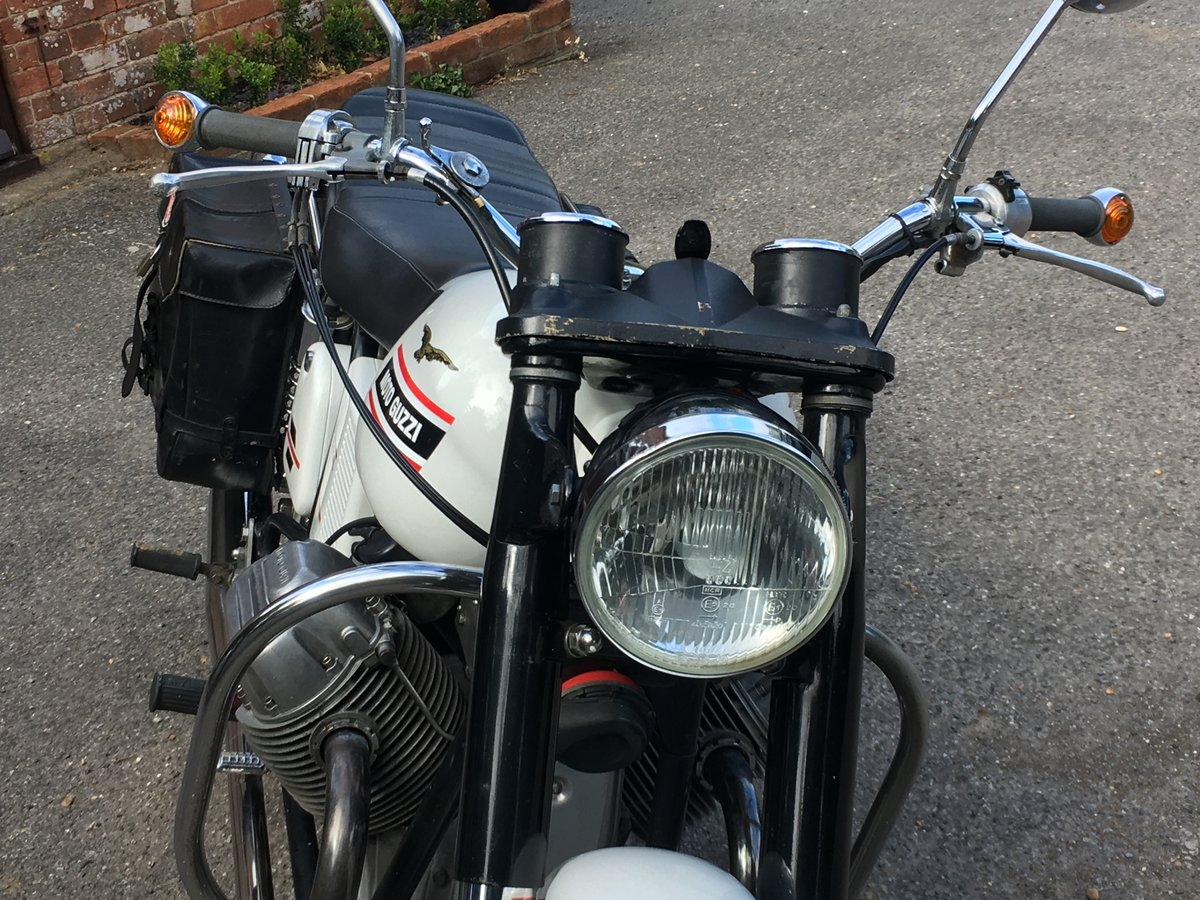 1971 Moto Guzzi V7 Special 750 For Sale (picture 4 of 6)