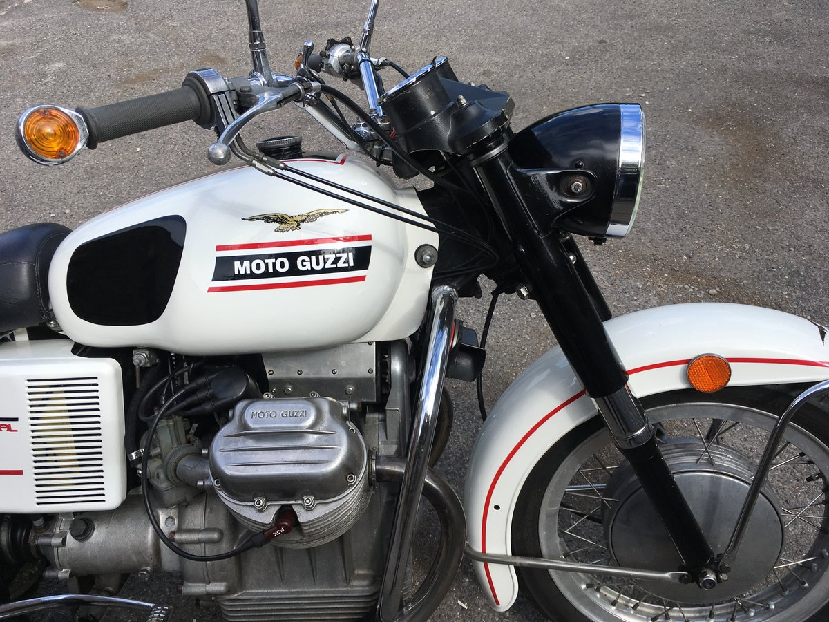 1971 Moto Guzzi V7 Special 750 For Sale (picture 6 of 6)