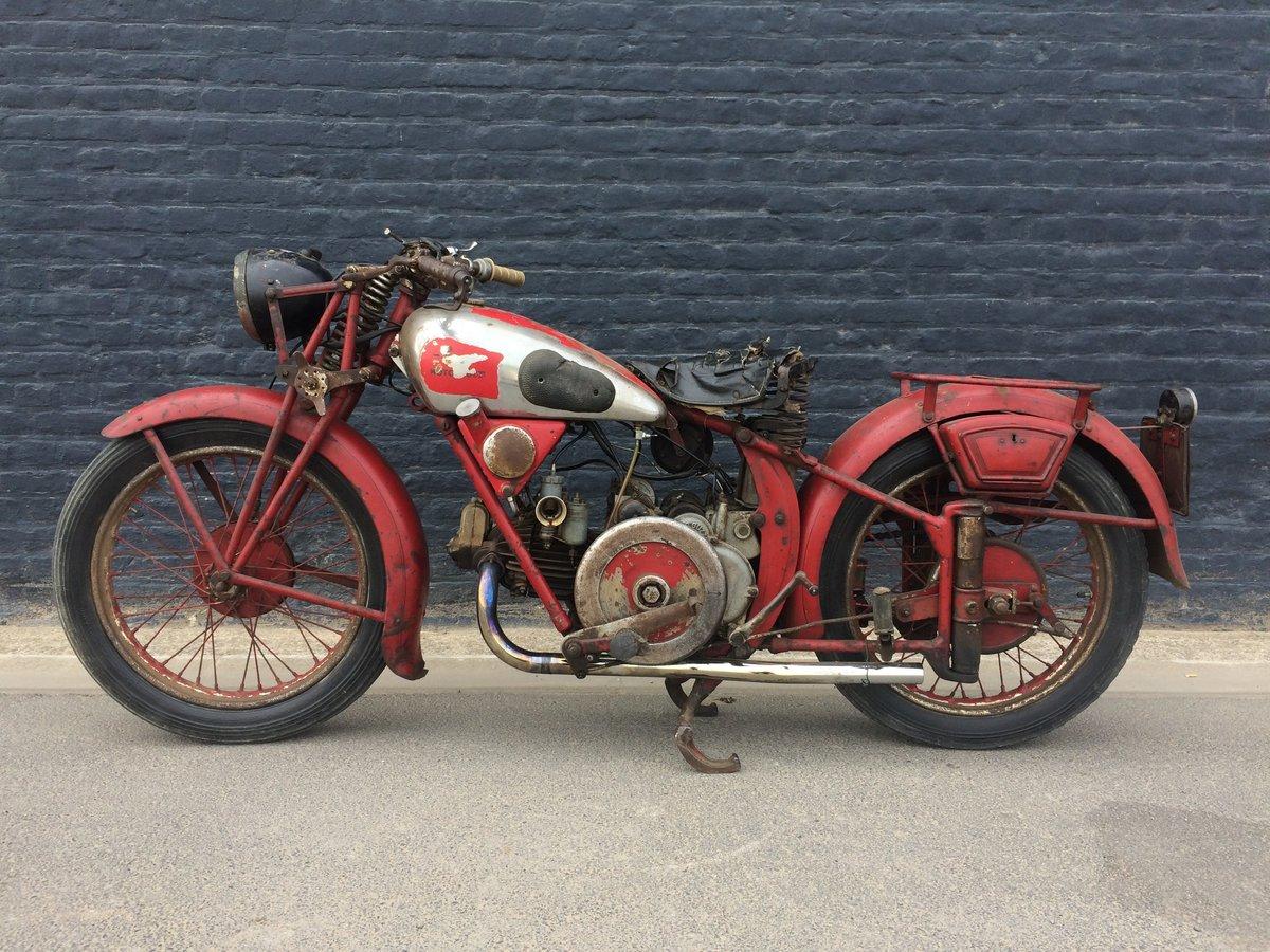 1936 moto guzzi 500s in original condition For Sale (picture 2 of 6)