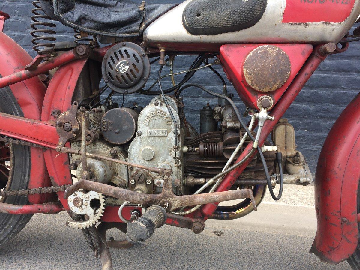 1936 moto guzzi 500s in original condition For Sale (picture 4 of 6)