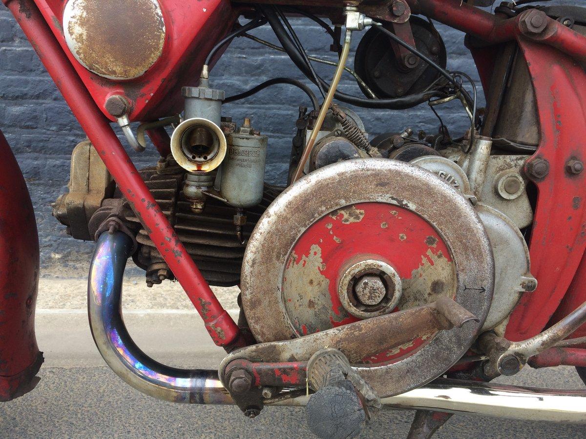 1936 moto guzzi 500s in original condition For Sale (picture 5 of 6)