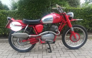 Picture of Moto Guzzi Stornello Regolarita' 125cc - 1963  SOLD
