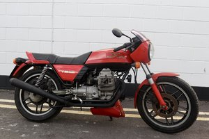 1981 Moto Guzzi V35 350cc - Very Original Example !
