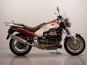Picture of 2002 Moto guzzi V10 Centuaro nearly new, reduced in price. For Sale