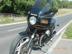 Original Moto Guzzi Spada.