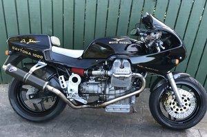 Moto Guzzi Dr John Daytona 1000 no 3 / 20 built.