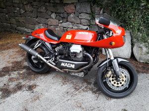 Rare Moto Guzzi