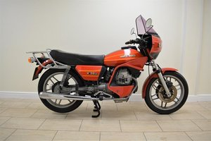 Picture of 1979 Moto Guzzi V50 For Sale by Auction