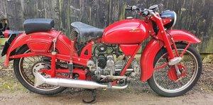 1949 Moto Guzzi Airone 250cc.