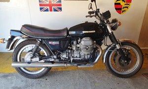 1976 Moto Guzzi Convert, 948 cc.