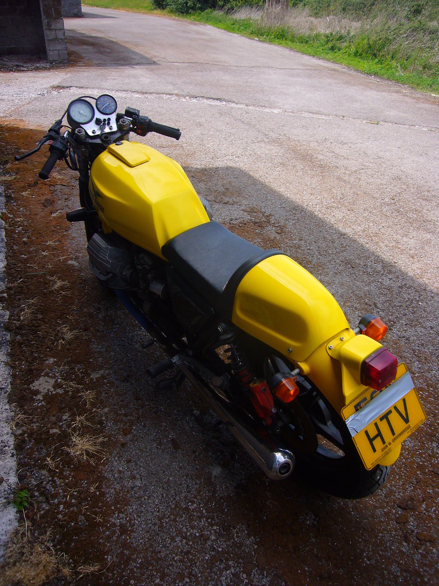 1988 Moto Guzzi Le Man 1000 Cafe Racer style For Sale (picture 6 of 6)
