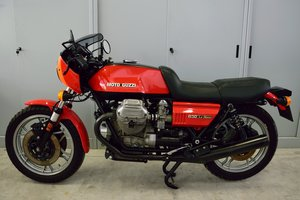 Moto Guzzi 850 Le Mans Mk1
