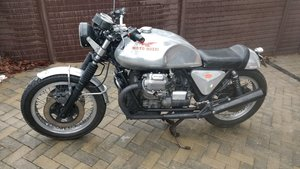 Moto Guzzi 1000 SP Street Fighter / Cafe Racer