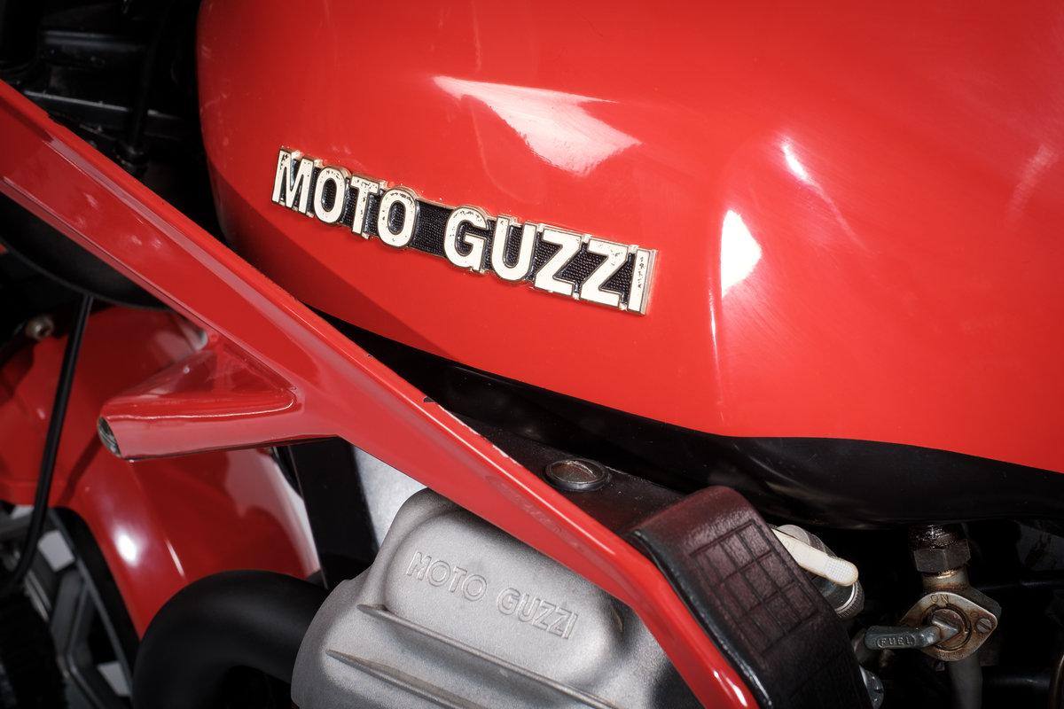 1981 Moto Guzzi CX100 Unique in the UK ? For Sale (picture 3 of 12)