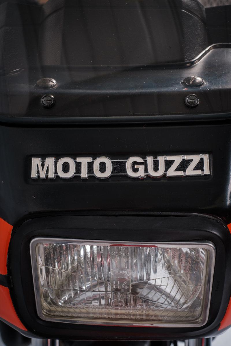 1981 Moto Guzzi CX100 Unique in the UK ? For Sale (picture 8 of 12)