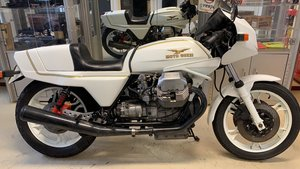 Picture of 1982 moto guzzi Le mans III For Sale