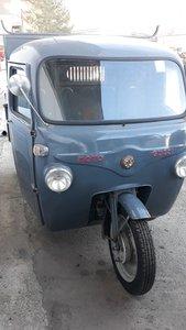 Moto Guzzi Ercole 500