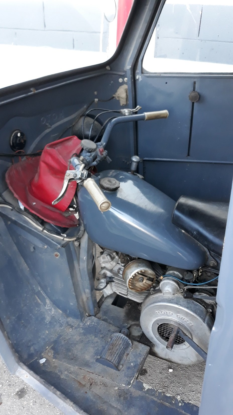 1972 Moto Guzzi Ercole 500 For Sale (picture 5 of 10)