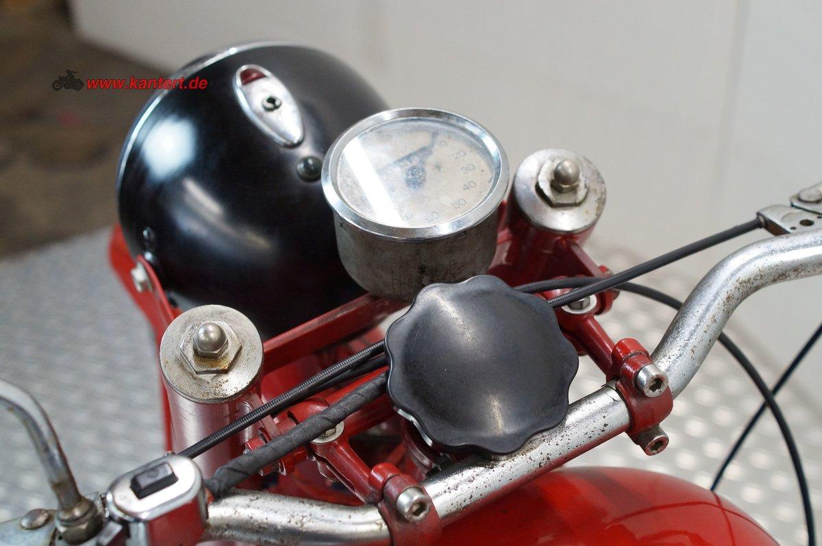 1955 Moto Guzzi Airone 250, 247 cc, 12 hp For Sale (picture 7 of 12)