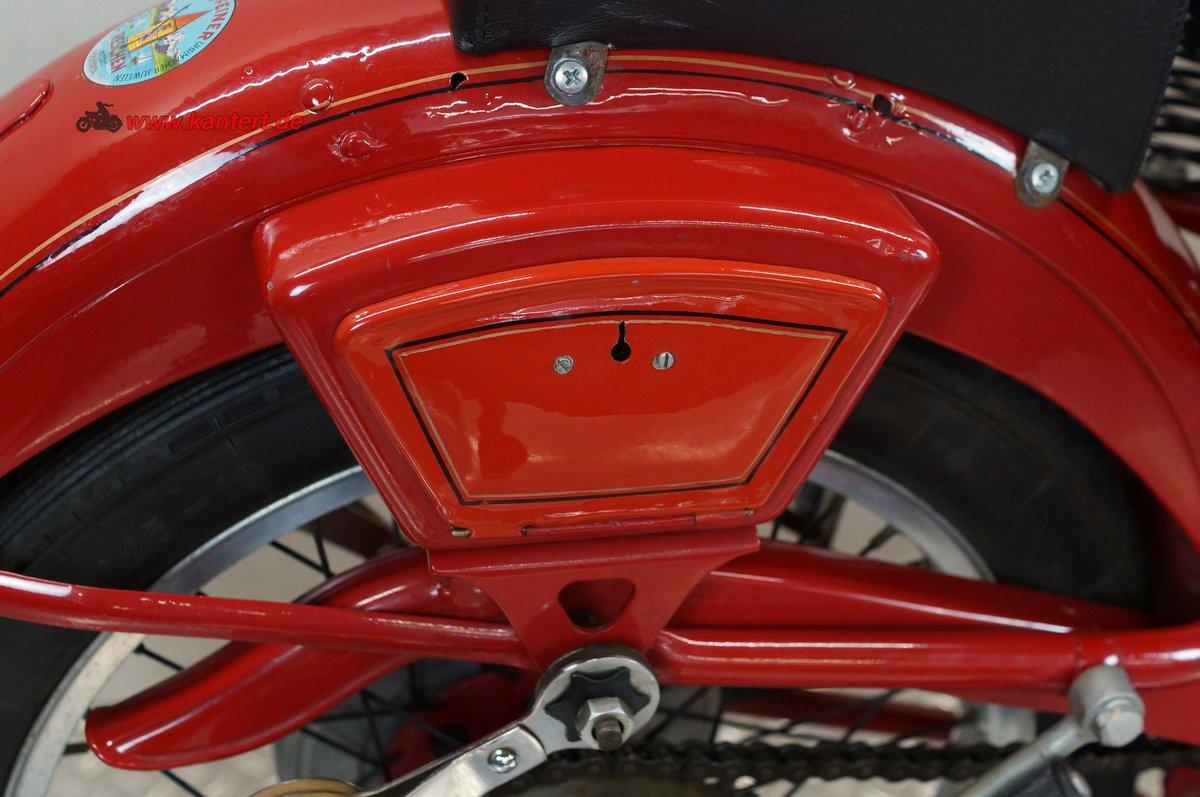 1955 Moto Guzzi Airone 250, 247 cc, 12 hp For Sale (picture 9 of 12)