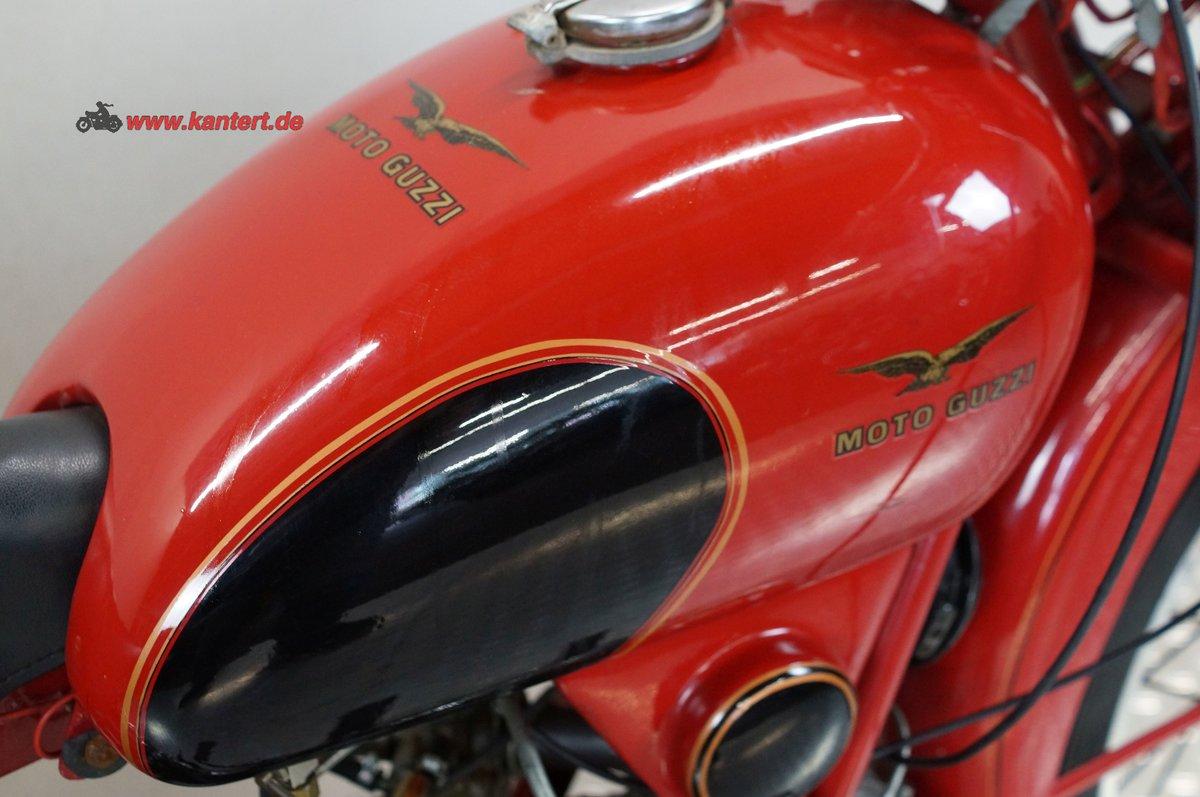 1955 Moto Guzzi Airone 250, 247 cc, 12 hp For Sale (picture 11 of 12)