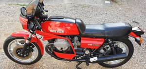 Picture of 1981 MOTO GUZZI LE MANS 2 SOLD