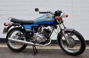 Picture of 1974 Moto Guzzi 250cc 250TS - Great Condition For Sale