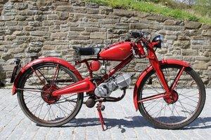 Picture of 1948 Moto Guzzi 65cc Motoleggera 65 Lot 646 For Sale by Auction