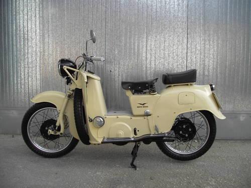 1953 Moto Guzzi Galletto 192 For Sale (picture 1 of 4)
