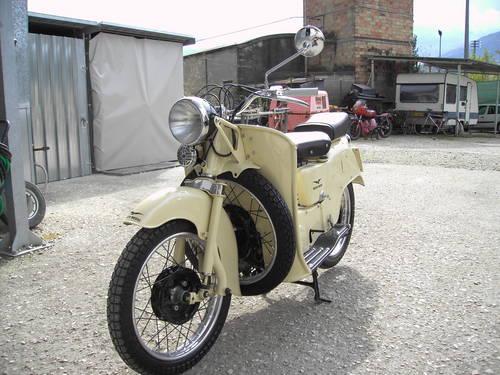 1953 Moto Guzzi Galletto 192 For Sale (picture 2 of 4)