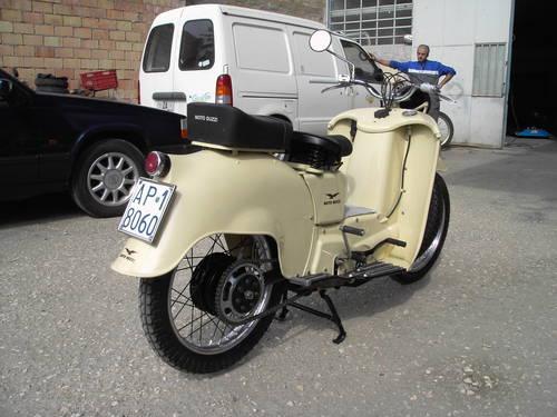 1953 Moto Guzzi Galletto 192 For Sale (picture 4 of 4)
