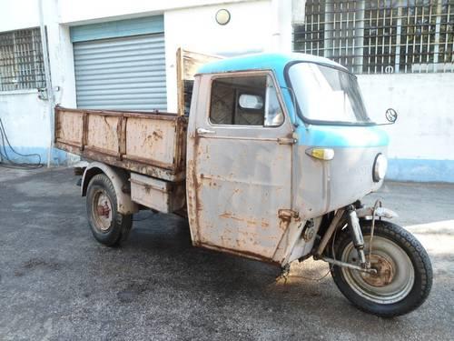 1965 Moto Guzzi Ercole 500cc *** Italian Import ***  For Sale (picture 1 of 6)