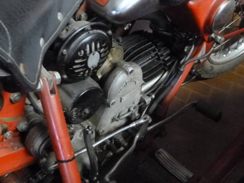 1947 Moto Guzzi 500 GTV sidecar, family car of a famous Racer SOLD (picture 4 of 4)