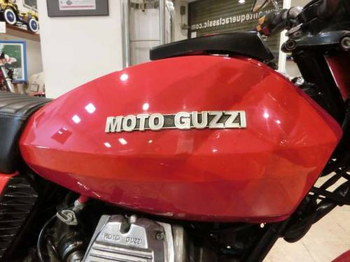 MOTO GUZZI V50 II - 1981 For Sale (picture 3 of 6)