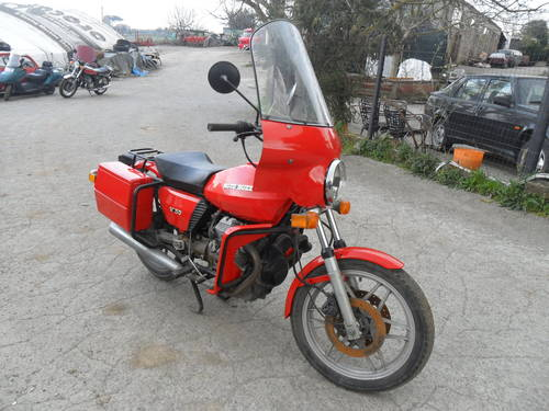 1983 MOTOGUZZI V50 For Sale (picture 1 of 3)