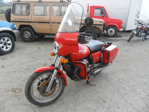 1983 MOTOGUZZI V50 For Sale (picture 2 of 3)