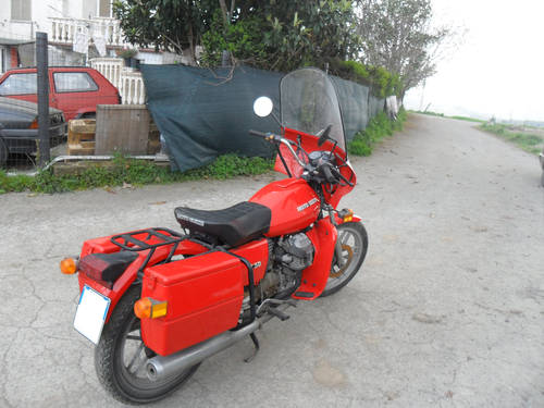 1983 MOTOGUZZI V50 For Sale (picture 3 of 3)