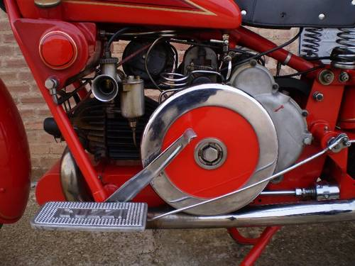 MOTO GUZZI GT16 500cc YEAR 1931 For Sale (picture 2 of 6)