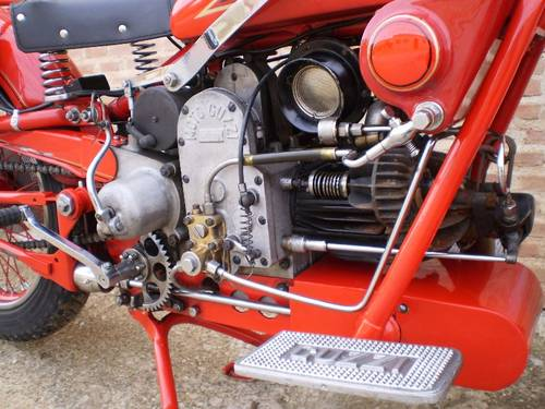 MOTO GUZZI GT16 500cc YEAR 1931 For Sale (picture 3 of 6)